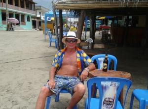 Beach bum-1